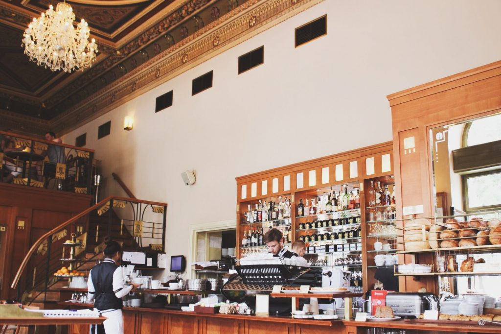 Cafe Savory